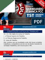 Revisão TST