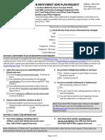 Repayment Plan Application Complete