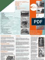 HSLB 2016 Membership Brochure
