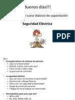 Curso Basico Electricidad