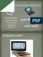 Diccionarios Electrónicos