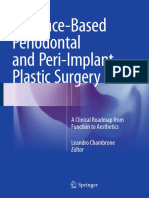 Evidence Based Periodontal and Peri-Implant Plastic Surgery