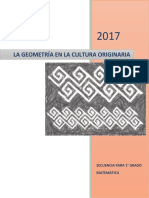 Secuencia Geometria y Cultura Originaria