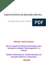 Espectrometria Da Absorção Atômica I 2016_2
