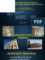 Trabajo 2-Arquitectura Romana