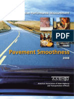 AASHTO CPM-1 Pavement Smoothness