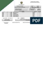 Ficha Matricula 2017-II