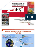 Plan de Negocio de Exportación - Análisis de la competencia