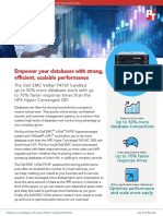 Empower your databases with strong, efficient, scalable performance