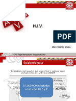 HIV. Red Cross