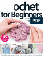 Crochet for Beginners 2nd Edition