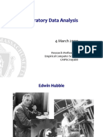 2009 03 04 Exploratory Data Analysis