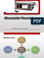 Ultrasonido Phased Array