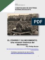 El Führer y Su Movimiento
