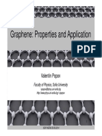 Grapnene Properties and Application