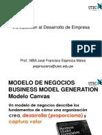 1 Sesión Inicial IDE Modelo Canvas JESPINOZA 2017-2