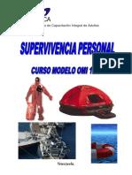 Supervivencia en El Mar OMI 1.19