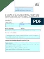"""Evaluación de  Usabilidad de  Sitios Web Educativos"""""""