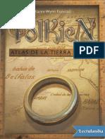 Tolkien Atlas de la Tierra Media - Karen Wynn Fonstad.epub