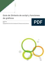 Guía de Sintaxis de Script y Funciones de Gráficos