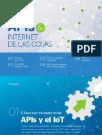 APIs INTERNET DE LAS COSAS