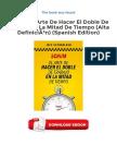 Free eBooks Scrum El Arte de Hacer El Doble de Trabajo en La Mitad de Tiempo Alta Definición Spanish Edition Available to Downloads