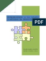 Introducción a la lógica y métodos de demostración