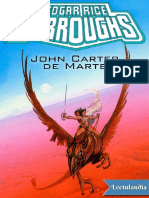 John Carter de Marte - Edgar Rice Burroughs