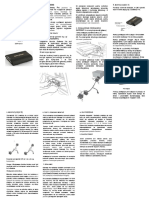 Gateway Pro Bt - Install Guide 0-2 Pl33