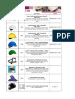 2.Catálogo de Epp - Protección Cabeza.pdf