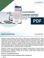 Elastomeric Coating Market