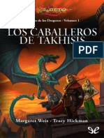 Los Caballeros de Takhisis - Margaret Weis