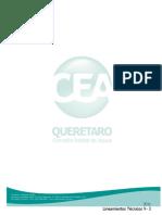 Normas de Agua Potable- Queretaro 2