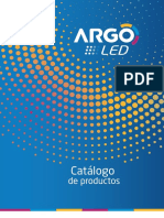 Catalogo Argo Led 2017