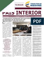 Semanario / País Interior 07-11-2017