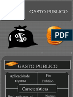 Gasto Publico 2013 Jpl