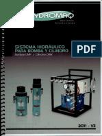 Sistema Hidraulico Para Bomba y Cilindro