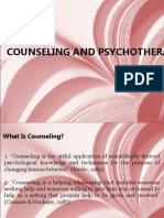 67985615 Basics of Counseling and Psychotherapy