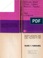 CARY, Luz e RAMOS, Joaquim José Moura - Teatro e Vanguarda