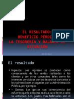 El Resultado Finanzas 4