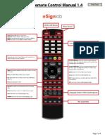Manual RC ESignlab