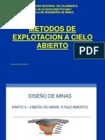 METODOS DE EXPLOTACIÓN A CIELO ABIERTO-SEMANA II.-2_parte - copia.ppt