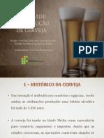 Qualidade Na Produção de Cerveja Final