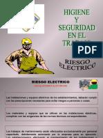 RIESGO ELECTRICO.pps