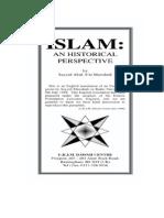 Maulana Maududi an Historical Perspective