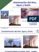 Unidad 2 Contaminación Del Aire, Agua, Suelo