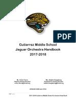 GMS Handbook (Natalie Haugeberg)