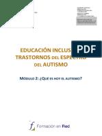 Módulo II. Que es hoy Autismo.pdf