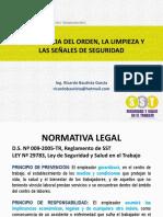 Bautista-SeminarioSST-ImportanciaOrdenLimpiezaSenales-2012-04-24.ppt