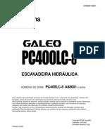 Manual de Oficina PC400LC-8